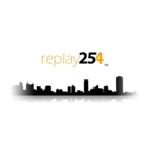 replay254 Logo official